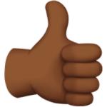 thumbs-up-medium-dark-skin-tone